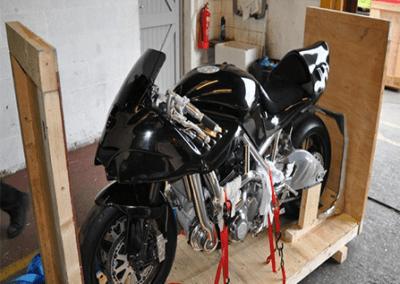 Exporting Motorbikes