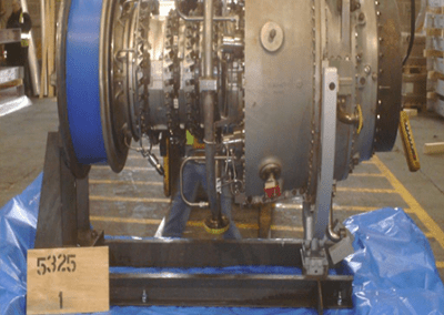 Packing Turbine Engines