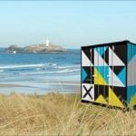 Public art - Awesome ways to recycle shipping containers