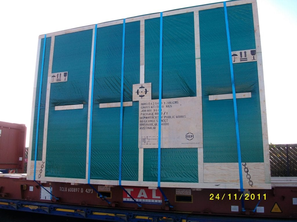 International Export Packers