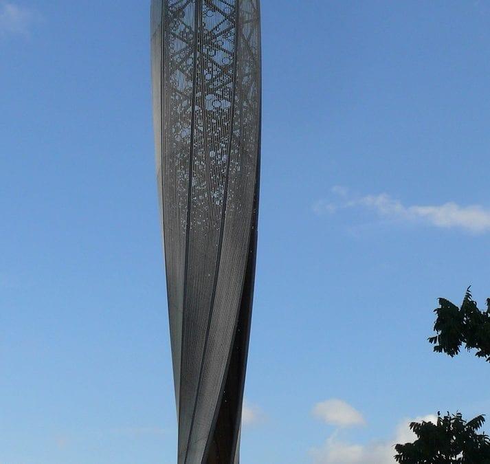 Venus Rising Sculpture Australia