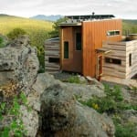 Studio/Hideaway - Recycled shipping container
