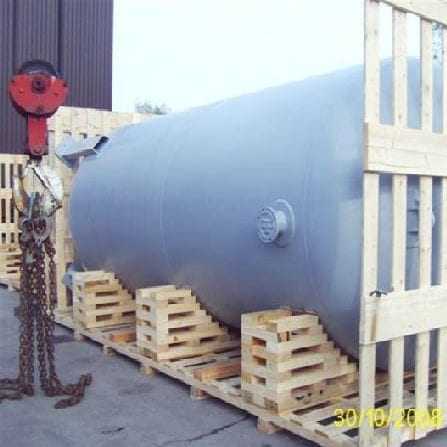 With our huge lifting equipment we are able to ship big loads from Newark, UK to anywhere in the world.