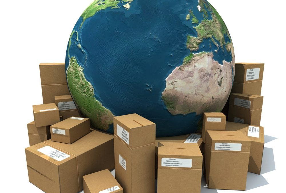 International Packing & Moving Abroad